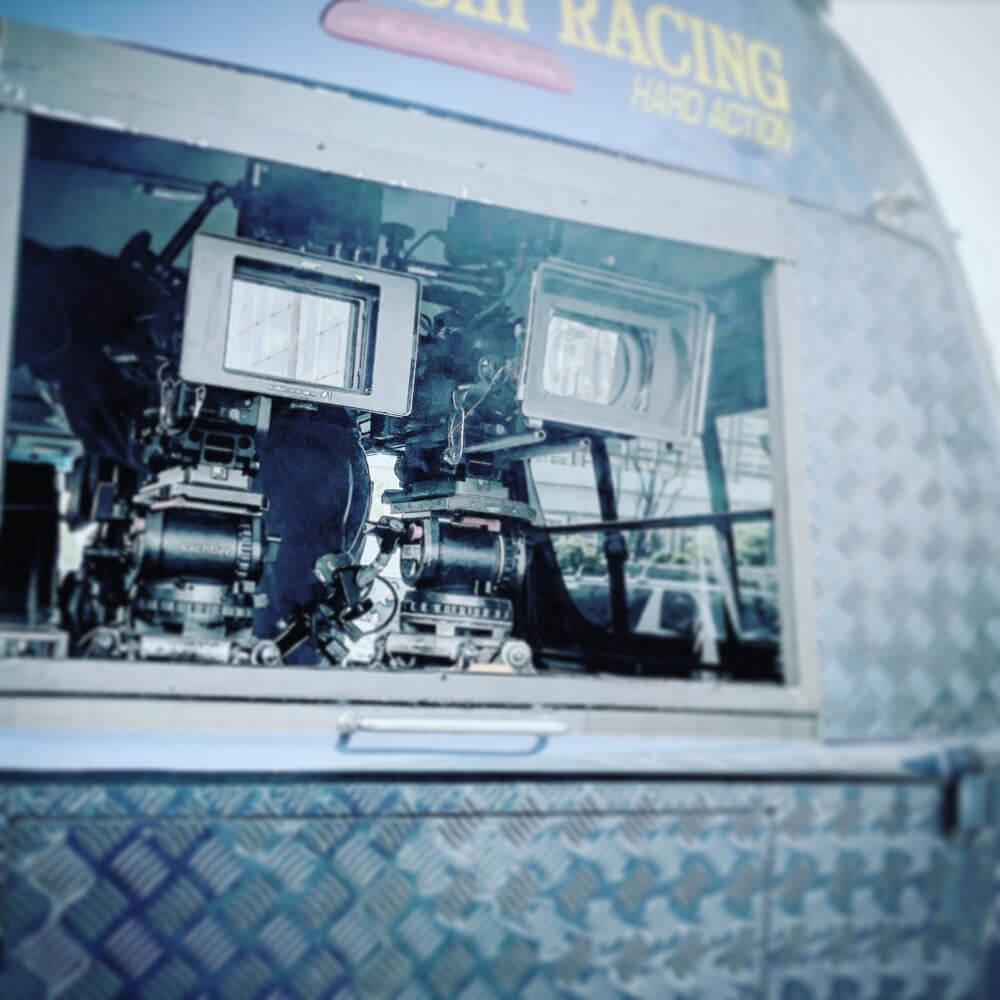 テレビドラマ照明 光影舎